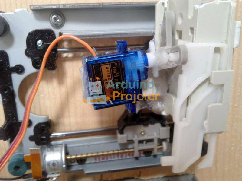 Arduino CNC Roter