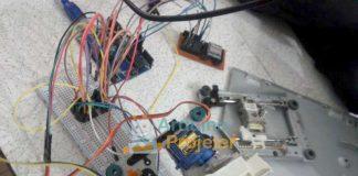 Arduino CNC Roter
