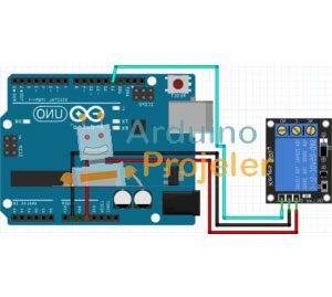 Arduino Bağlantı