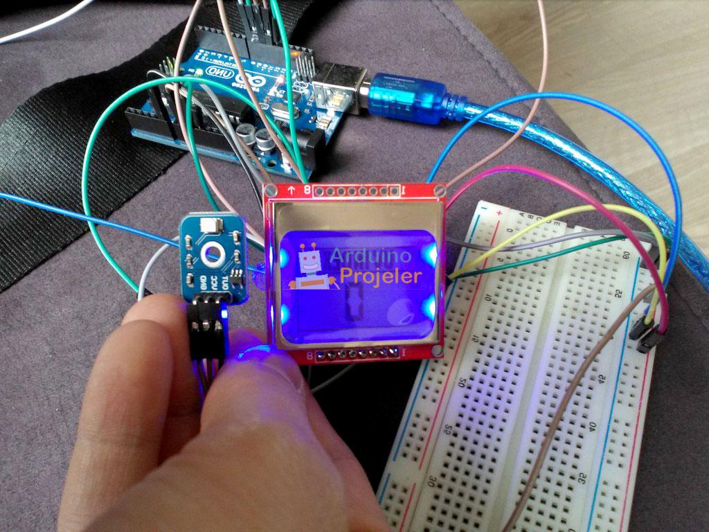 UV Metre Yapımı