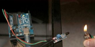 Arduino Ateş Algılayıcı