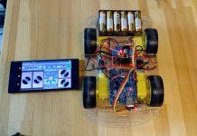 Arduino Gelişmiş Robot Araba
