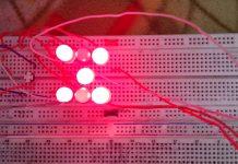 Arduino İle Led Zar