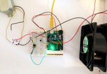 Arduino İle Sıcaklık Fan Kontrolü Projesi