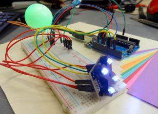 Arduino İle Ucuz Renk Algılayıcı Yapımı