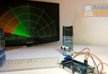 Arduino İle Ultrasonik Radar