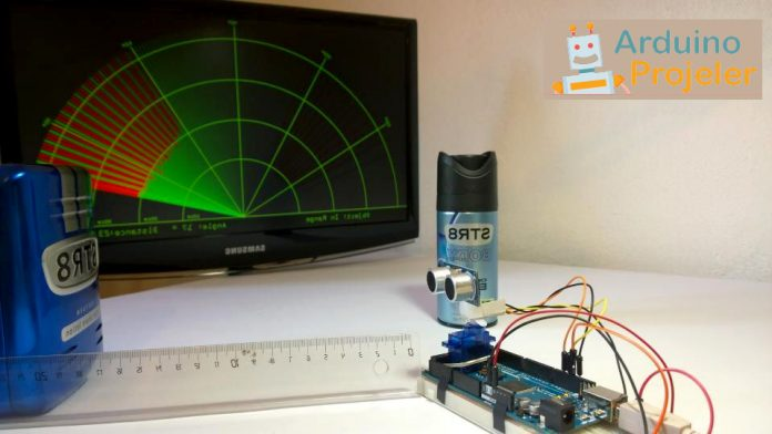 Arduino İle Ultrasonik Radar
