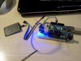 Arduino İle Yağmur Algılama