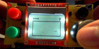 Arduino İle Yılan Oyunu