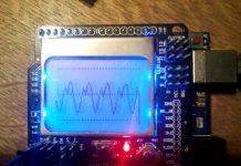 Arduino Ekran İle Osiloskop Yapımı