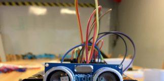 Engelden Kaçan Robot Yapımı