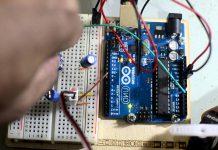 Arduino Herhangi Bir Algılayıcı Olmadan Sıcaklık Ölçmek