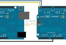 İki Arduino Arasındaki UART İletişim