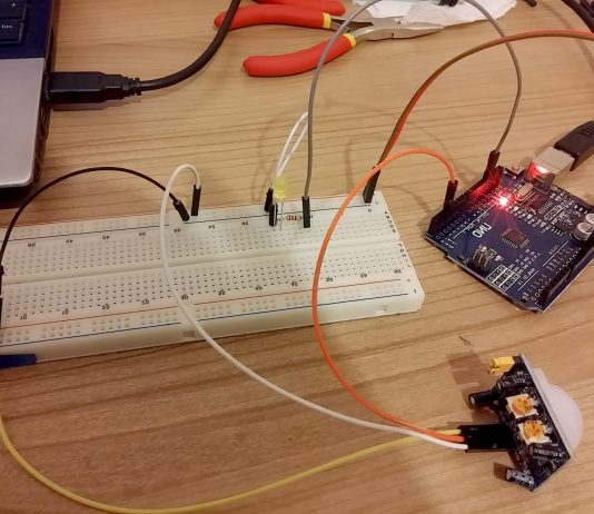 Arduino PIR Hareket Algılayıcısı