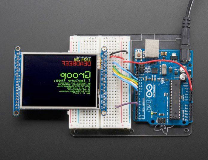 Arduino TFT Seri Port Ekranı