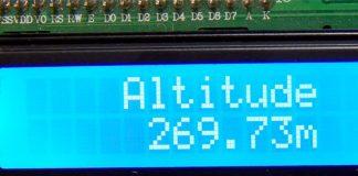 Arduino BMP180 İle Yükseklik Ölçer (Altimetre)