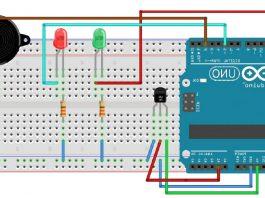 Arduino LM35 İle Yangın Alarm