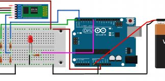 Arduino Bluetooth İle Led Yakma
