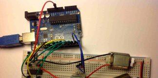 Arduino Bluetooth İle Motor Kontrolü