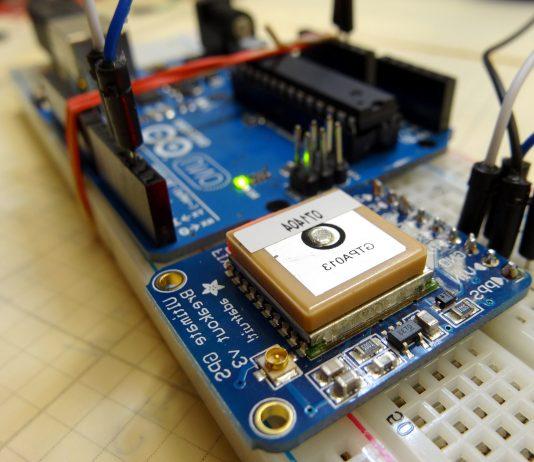 Arduino İle GPS Uygulaması