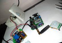 Arduino GSM İle Ev Güvenlik Sistemi