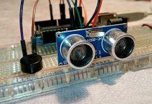 Arduino İle Araç Park Sensörü