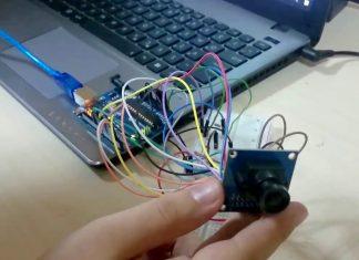 Arduino İle Basit Kamera Bağlantısı