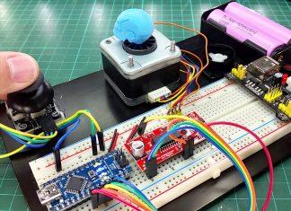 Arduino Joystick Kontrolü