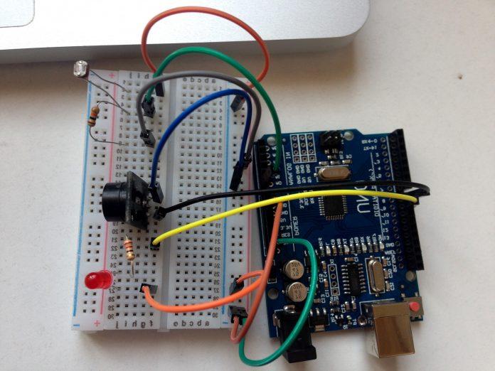 Arduino LDR İle Buzzer Kontrolü