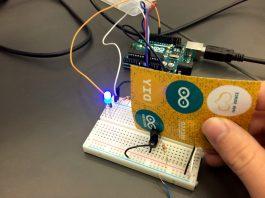 Arduino Optik Pozisyon Dönüştürücü