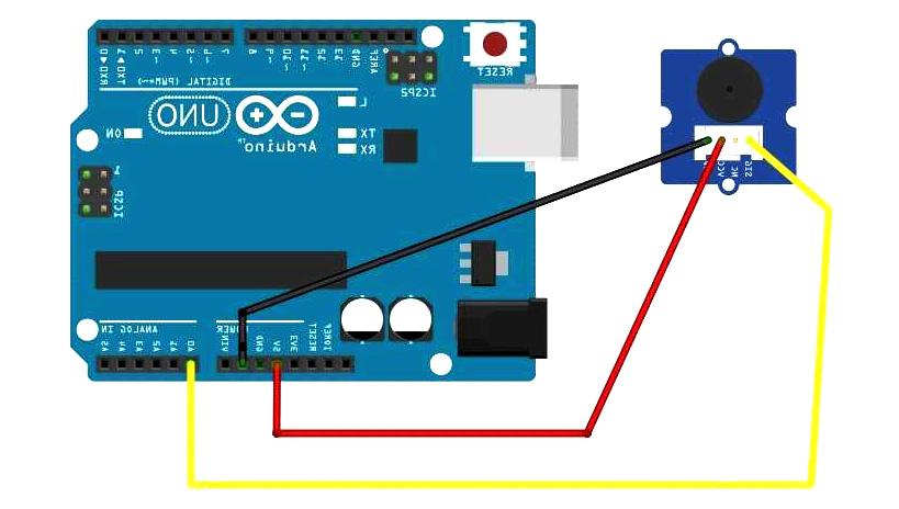 Arduino Ses İle Beşik Kontrolü