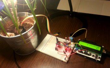 Arduino Toprak Nem Ölçüm ve Otomatik Sulama Sistemi