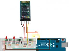 Arduino ve Bluetooth