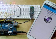 Android Ses Komutu İle Arduino Kontrolü (Akıllı Ev Sistemi)
