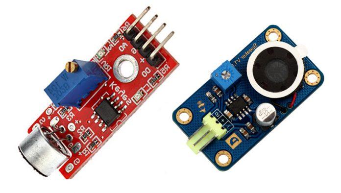 Ses İle Arduino Kontrolü